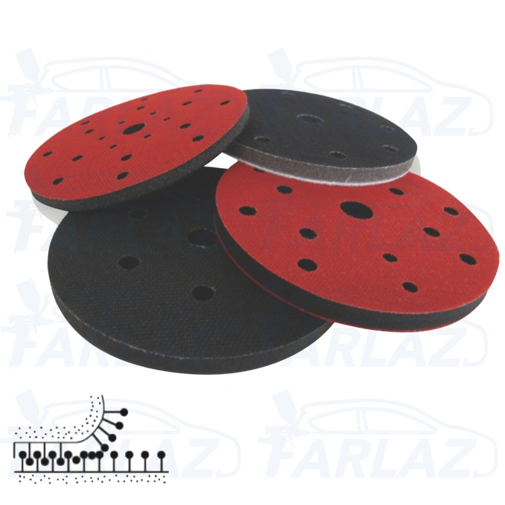 MP Interface Pad 150mm - 75 dier